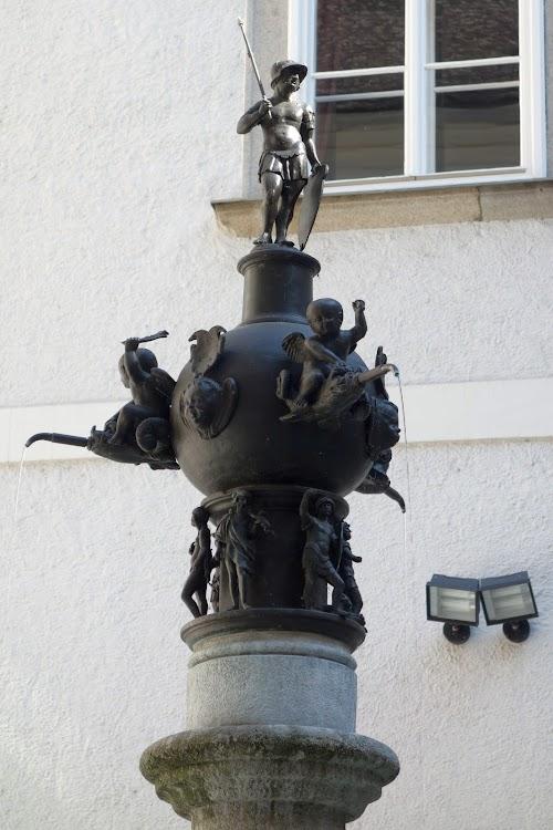 Земля Верхняя Австрия (Bundesland Oberösterreich)