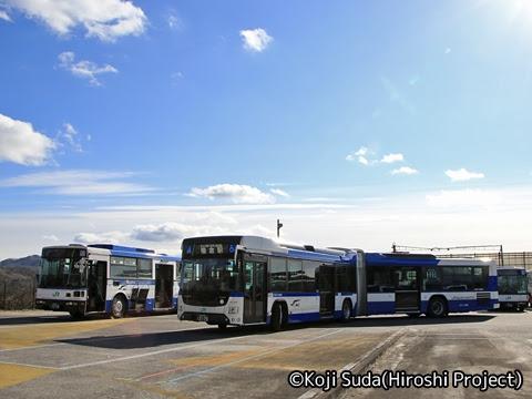 JRバス関東 白河 日野ブルーリボン連節バス 2170_06