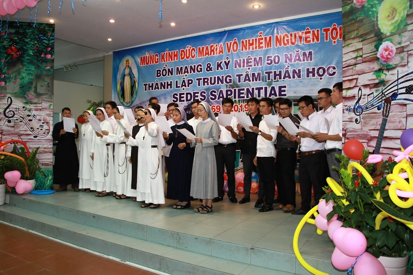 Thư Mời Hội Thao và Lễ Bổn Mạng Trung Tâm