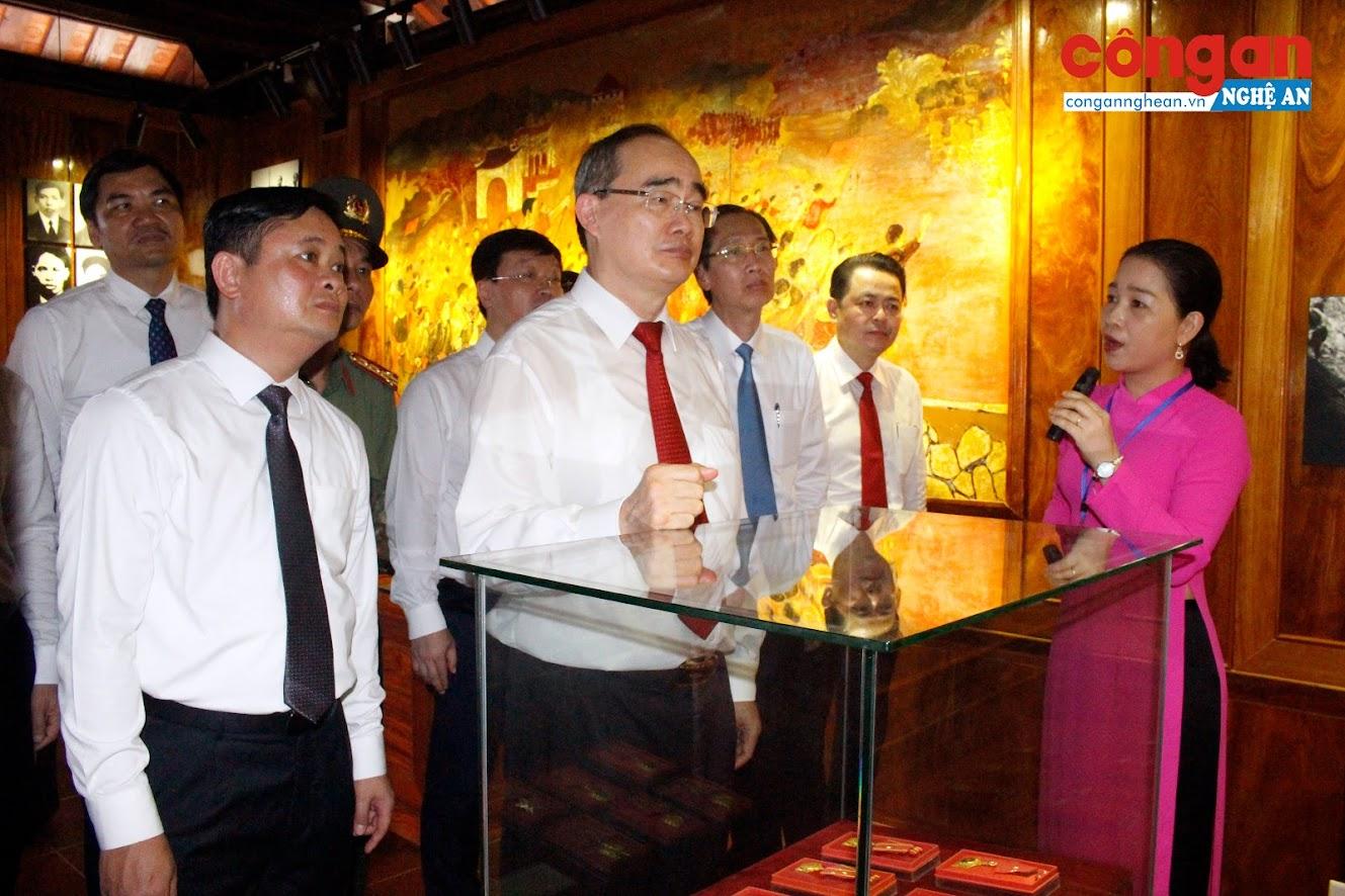 Công trình có ý nghĩa chính trị, nhân văn sâu sắc, thể hiện đạo lý uống nước nhớ nguồn; góp phần tôn vinh các giá trị di sản của Chủ tịch Hồ Chí Minh