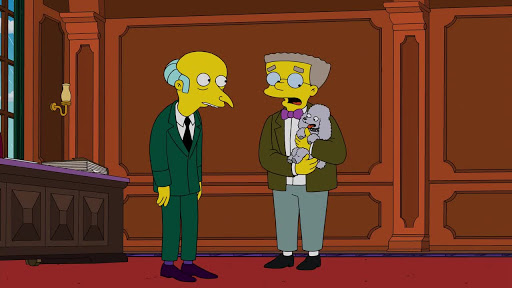 Los Simpsons 26x15 El guía de la princesa