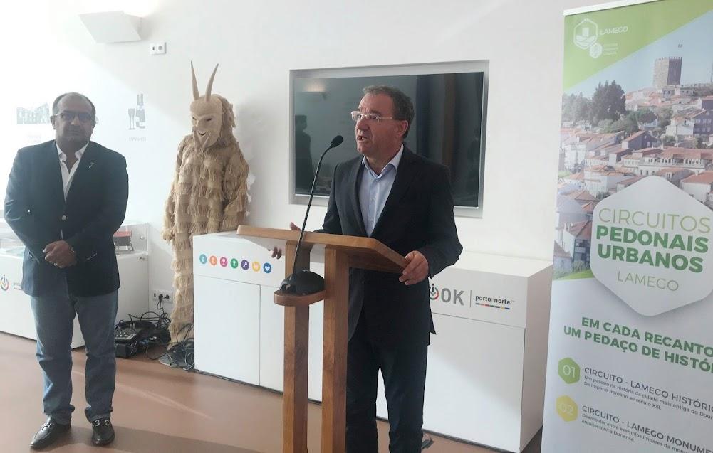 Município de Lamego propõe novos circuitos turísticos a pé