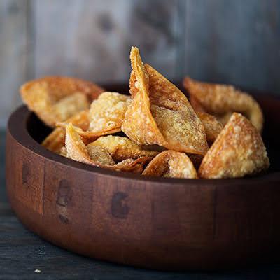 Golden Fried Wontons