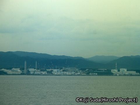 太平洋フェリー「きそ」 福島第一原発&第二原発付近通過_01