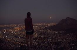 Вид с горы Львиная Голова