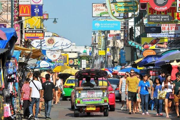 Banguecoque, Região Central, Tailândia