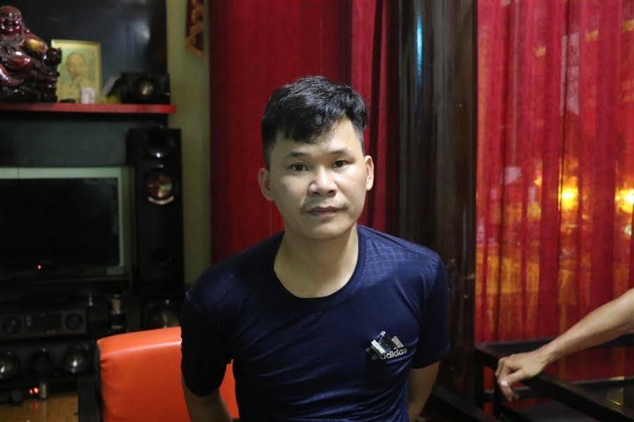Đối tượng Phạm Xuân Trà