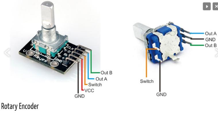 Arduino enkoder