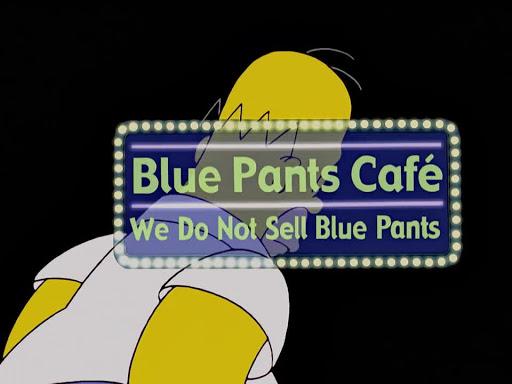 Los Simpsons 17x12 Mi Bello Jardinero