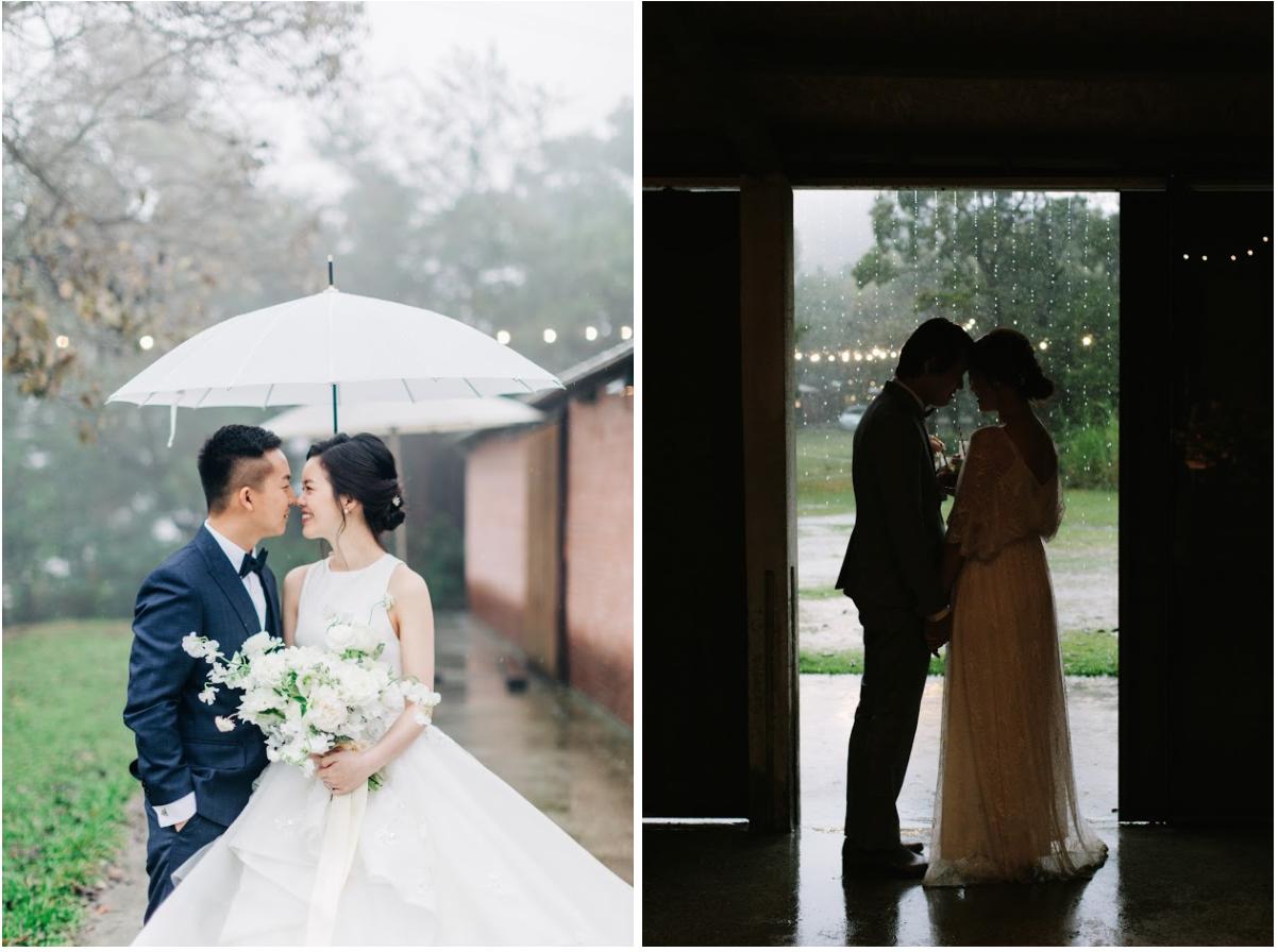 雨天的顏氏牧場類婚紗