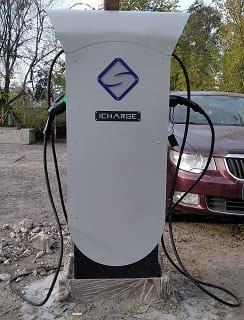 Зарядная станция ElectroS