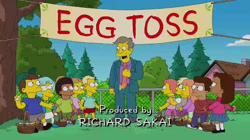 Los Simpsons 25x22 La placa amarilla de la cobardía