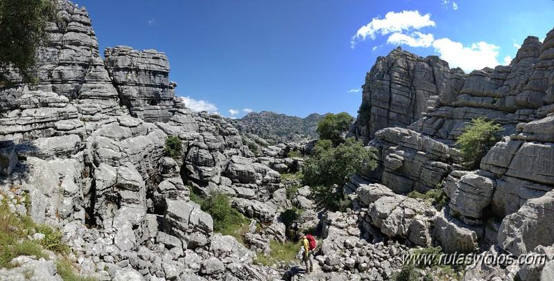 Los Lajares - Cerro de la Gordilla - Cerro del Dragón - Fortaleza de la Breña