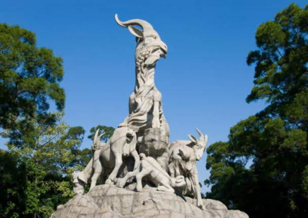 Yuexiu Park (Yuexiu Gongyuan)