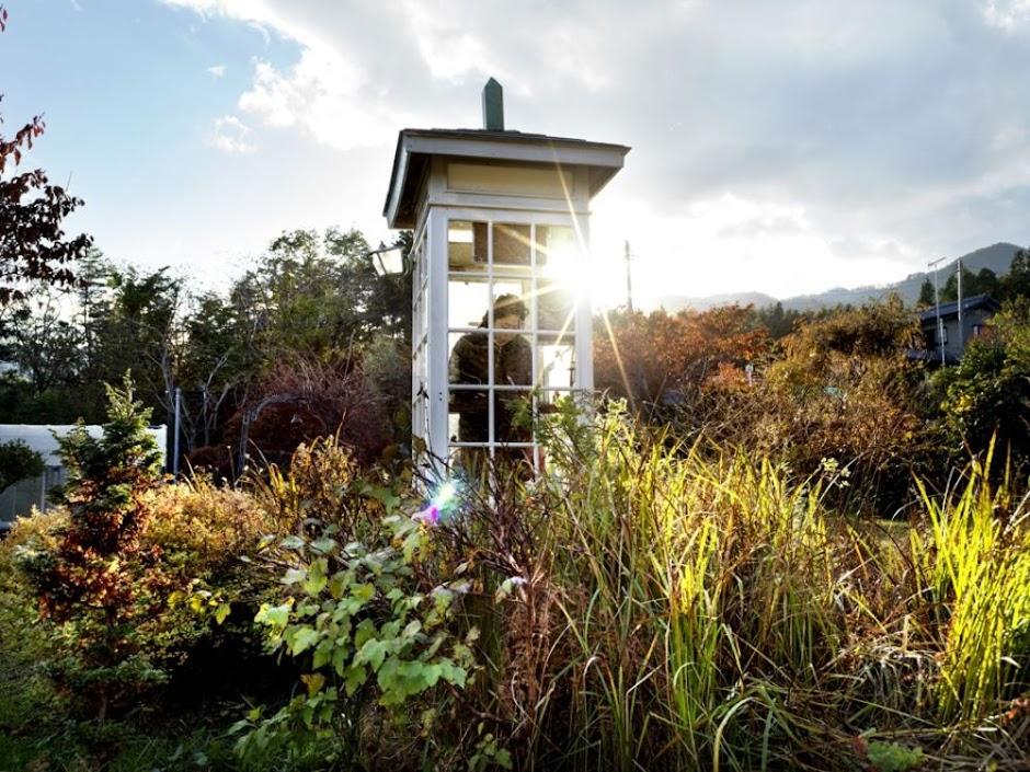 Kaze no Denwa, o telefone do vento de Otsuchi