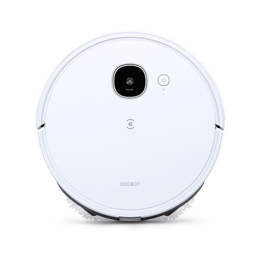 Ecovacs Deebot N9+ có thiết kế hiện đại và hỗ trợ tôt cho người dùng