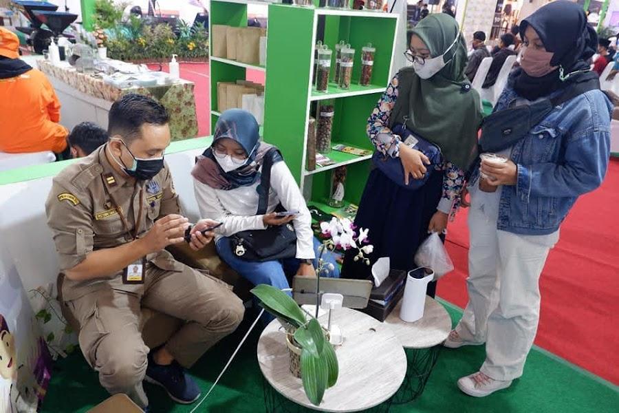 Karantina Pertanian Yogyakarta Hadir di Millennial Indonesian  Agropreneur (MIA) 2021