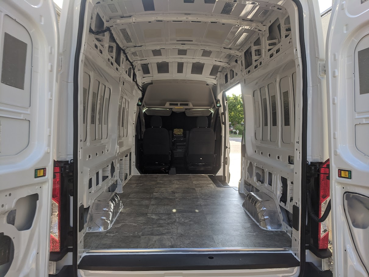 image from Sound Deadener and Flooring