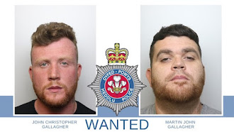 Wanted pair hand themselves in to Police