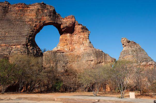 Pedra Furada, Parque Nacional da Serra da Capivara