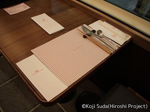 西鉄 6050形改造「THE RAIL KITCHEN CHIKUGO」 福岡(天神)にて_05