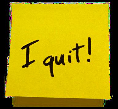 ontslag nemen bij de werkgever, de ontslagbrief is belangrijk