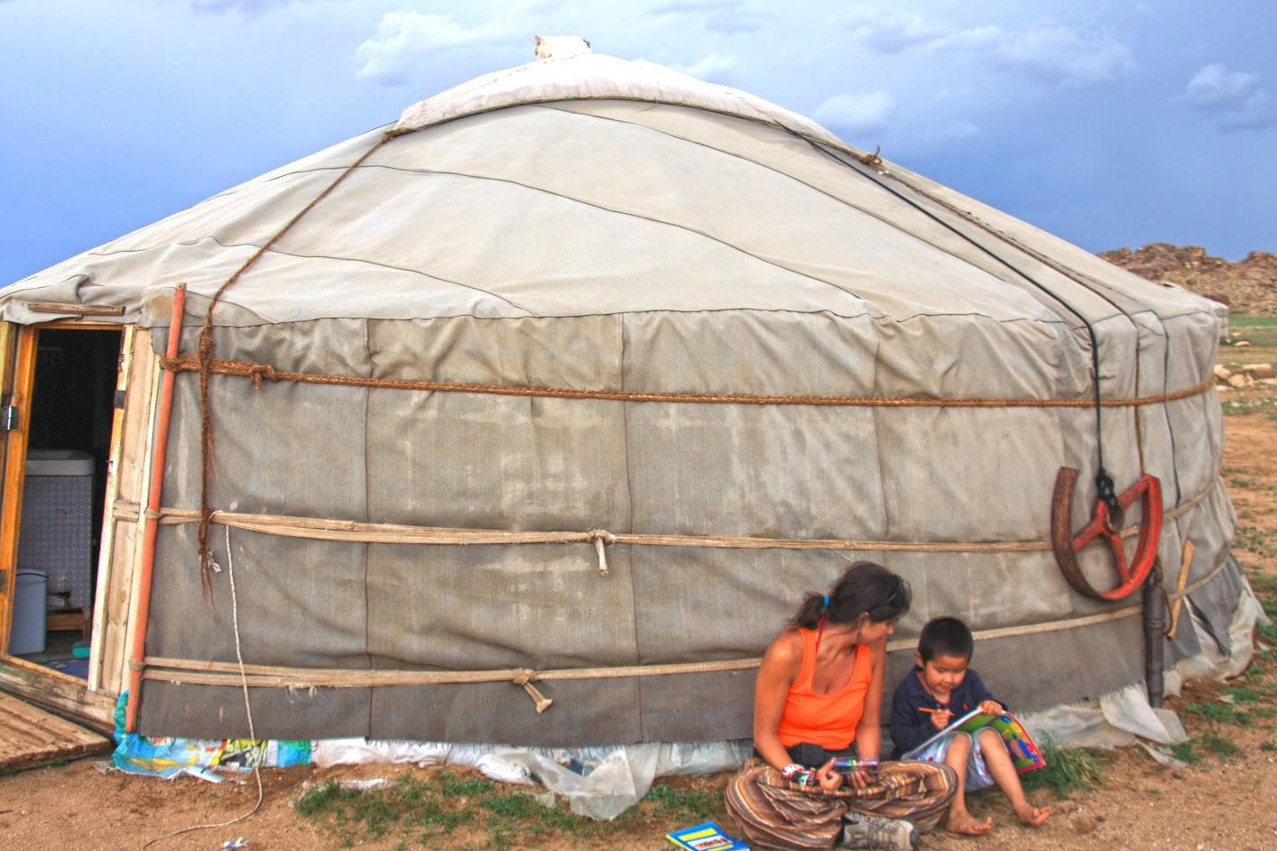 Viajar na Mongólia