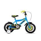 """Bicikl 12"""" ROCKER YELLOW/BLUE DJEČJI"""