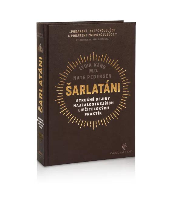Obálka knihy Šarlatáni