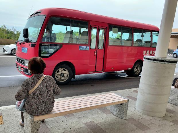 南三陸乗合バス(志津川町内巡回線)ルート紹介