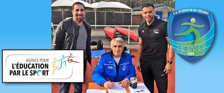 L'EASQY a son coach d'insertion par le sport