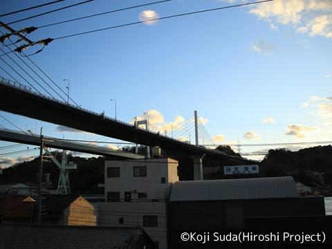 JR西日本 117系「WEST EXPRESS 銀河」 山陽ルート(上り)の旅_車窓_07