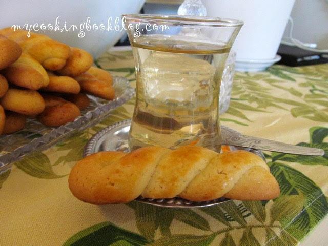 Великденски кулуракя (курабии) с олио и амонячна сода