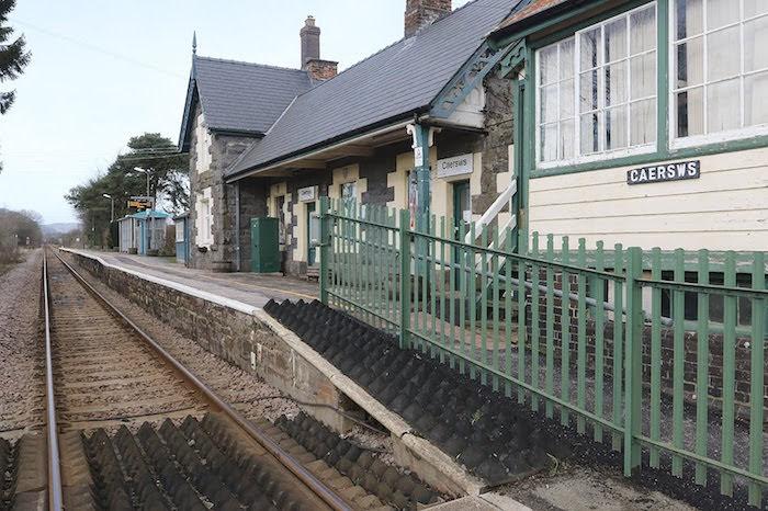 Railway warning to local people