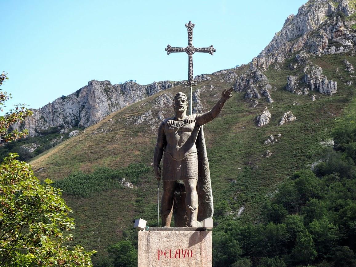 Monumento Don Pelayo