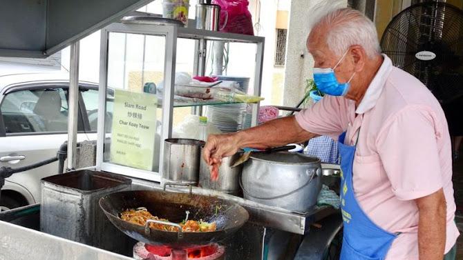 Đĩa hủ tíu xào ngon nhất Malaysia của 'vua' Tan