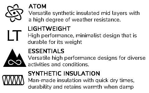 Atom LT Vest Features