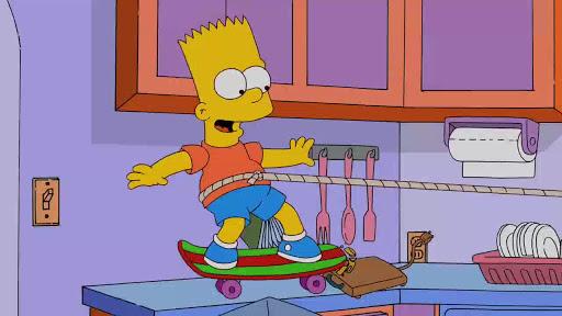 Los Simpsons 22x14 Papá Enojado: La Película