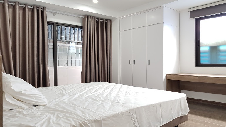 Modern 1 – bedroom apartment in Tay Ho street, Tay Ho district for rent