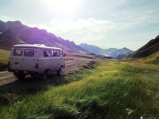 Khangai Nuruu National Park