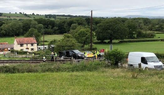 "Driver suffered ""life-affecting"" injuries after train collision"