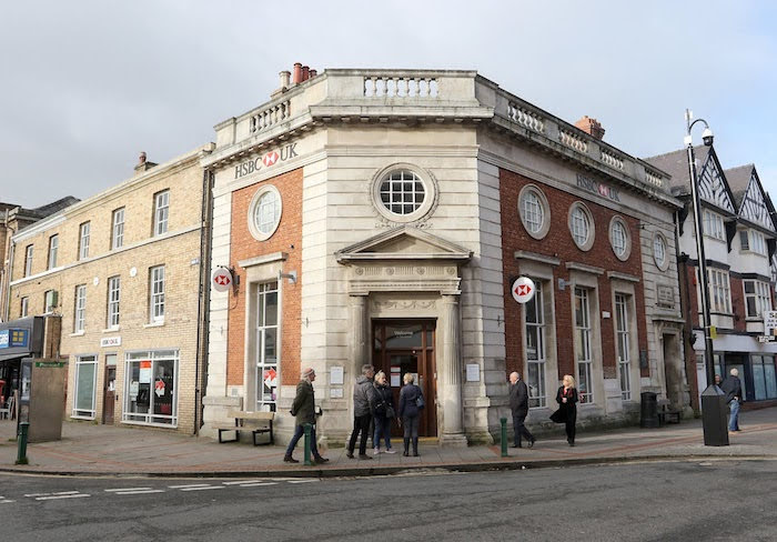 Newtown to become the only local HSBC branch