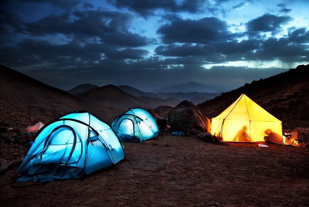 Toubkal Base Camp