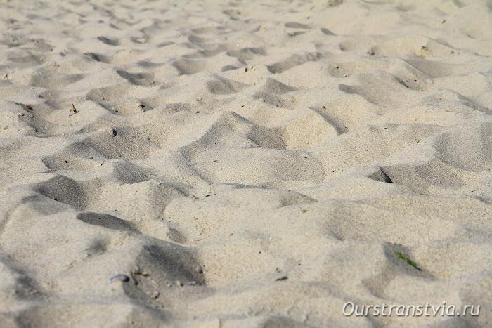 Пляжи на Балтийской косе