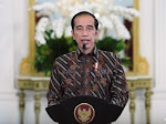 Kata Jokowi, Masyarakat Harus Makin Cerdas dan Kritis Pilih Informasi