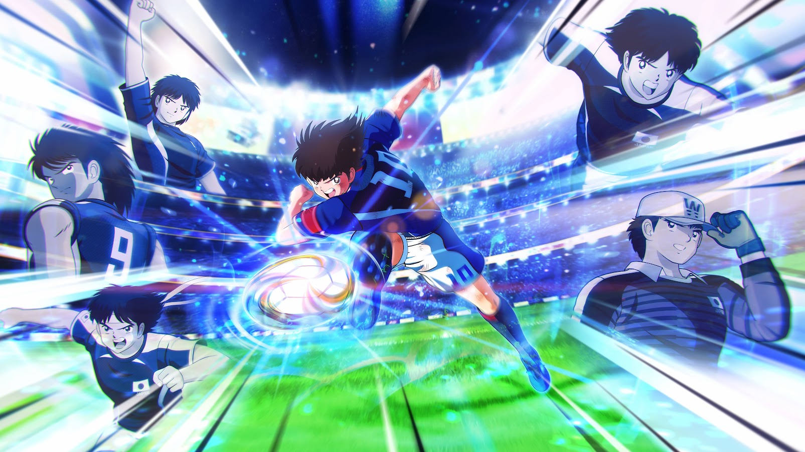 [Review] Captain Tsubasa Rise of New Champions บอลคือเพื่อน