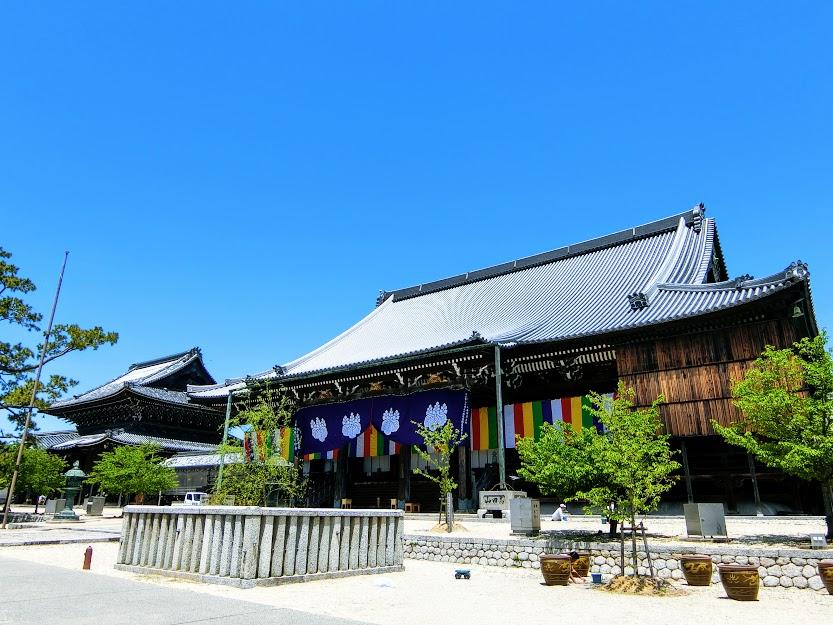 高田本山御影堂