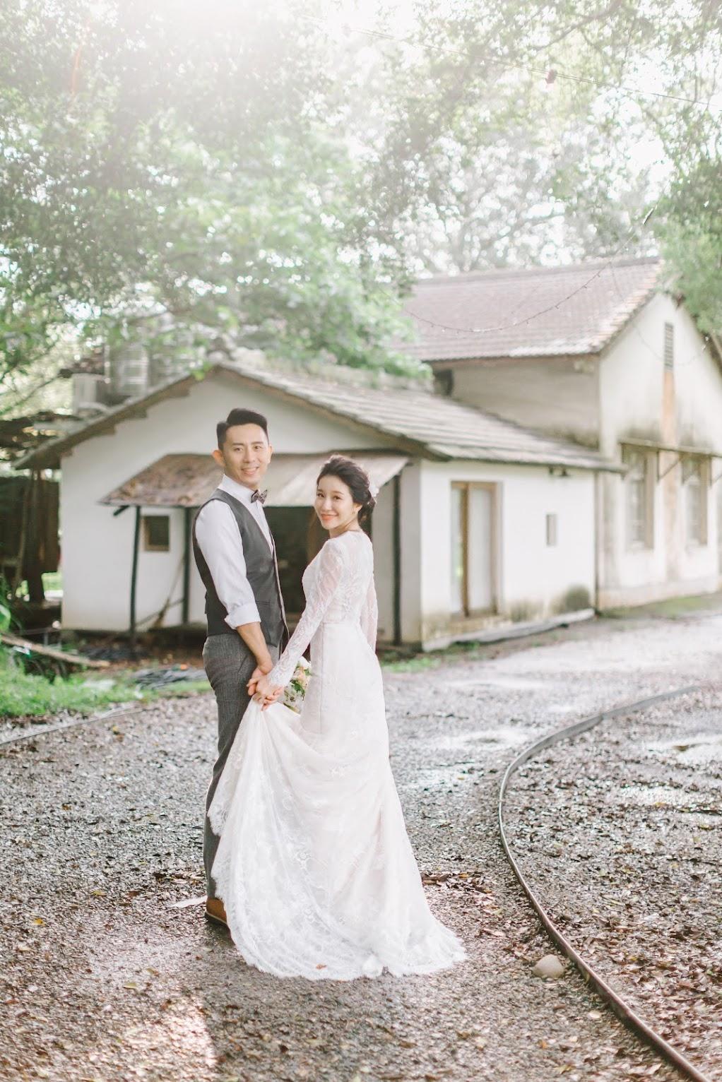 台中美式自助婚紗外拍攝景點-顏氏牧場