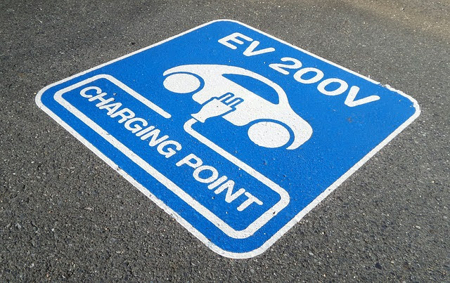 EV charging points given the go ahead