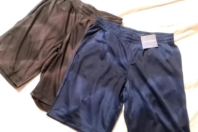 夏・梅雨のパジャマ)生乾き対策に「ドライEXプリントショートパンツ」を取り入れた話。